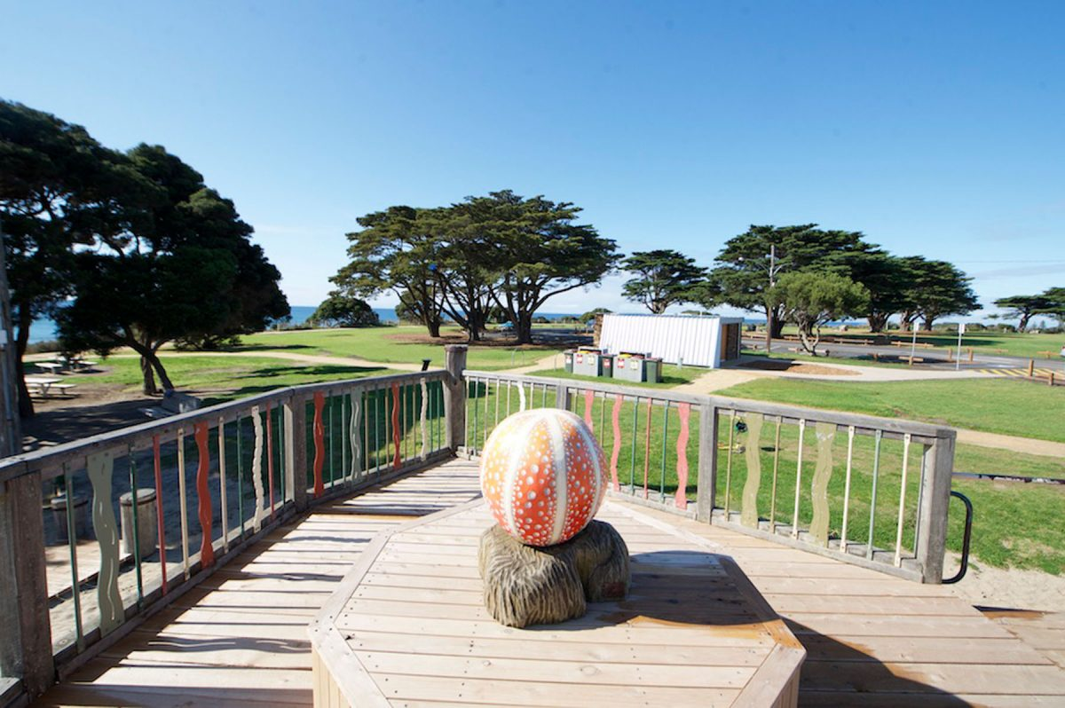 Playgrounds and picnic areas - Great Ocean Road Coast Committee